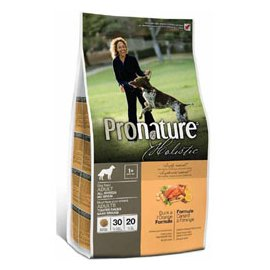 Pronature Holistic (Пронатюр Холистик) УТКА С АПЕЛЬСИНАМИ БЕЗ ЗЛАКОВ корм для собак