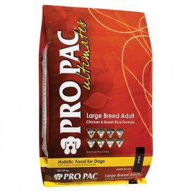 Pro Pac (Про Пак) LARGE BREED АDULT CHICKEN & BROWN RICE (ЛАРДЖ КУРИЦА И КОРИЧНЕВЫЙ РИС) корм для собак крупных пород