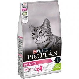 Pro Plan (Про План) Delicate Adult Lamb Для кошек с чувствительным пищеварением, ягненок