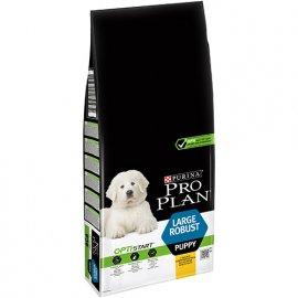 Pro Plan Dog Large Puppy Robust с комплексом OPTISTART - корм для щенков крупных пород c курицей