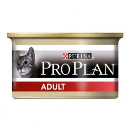 Pro Plan АDULT CHICKEN консервы для кошек, кусочки в паштете КУРИЦА