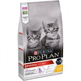 Purina Pro Plan (Пурина Про План) KITTEN корм для котят до 12 месяцев