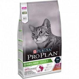 Pro Plan Sterilised Duck & Liver Для стерилизованных котов и кошек и уткой и печенью