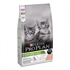 Pro Plan KITTEN STERILISED корм для стерилизованных котят ЛОСОСЬ