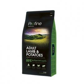 Profine (Профайн) Adult Breeds Lamb & Potatoes - сухой корм для взрослых собак с ягненком и картофелем