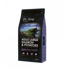 Profine АDULT LARGE SALMON & POTATOES корм для собак крупных пород