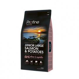 Profine JUNIOR LARGE SALMON & POTATOES корм для щенков крупных пород