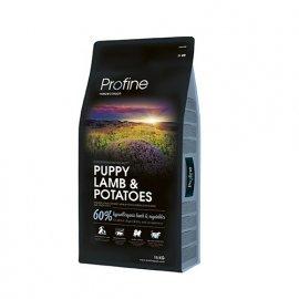 Profine Puppy Lamb & Potatoes корм для щенков с ягненком и картофелем