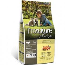 Pronature Holistic (Пронатюр Холистик) КУРИЦА С БАТАТОМ корм для котят