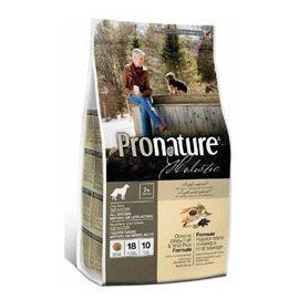 Pronature Holistic (Пронатюр Холистик) ОКЕАНИЧЕСКАЯ БЕЛАЯ РЫБА С ДИКИМ РИСОМ корм для собак