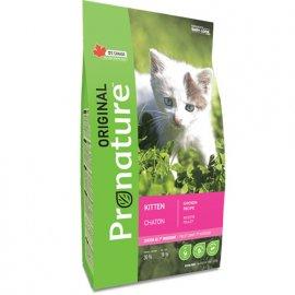 Pronature Original Kitten Chicken корм для котят