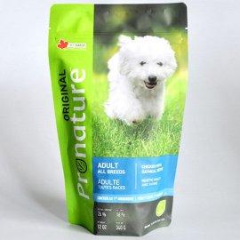 Pronature Original ADULT CHICKEN & OATMEAL (КУРИЦА & ОВСЯНАЯ МУКА) корм для собак