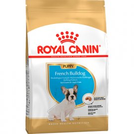 Royal Canin FRENCH BULLDOG PUPPY (ФРАНЦУЗCКИЙ БУЛЬДОГ ПАППИ) корм для щенков до 12 месяцев 1 кг