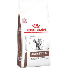 Royal Canin GASTRO INTESTINAL MODERATE CALORIE (ГАСТРО ИНТЕСТИНАЛ УМЕРЕННАЯ КАЛОРИЙНОСТЬ) сухой лечебный корм для кошек