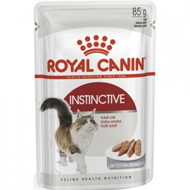 Royal Canin INSTINCTIVE in Loaf - консервы для кошек (паштет)