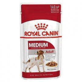 Royal Canin MEDIUM ADULT влажный корм для взрослых собак средних пород от 2 до 12 месяцев