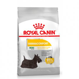 Royal Canin MINI DERMACOMFORT корм для собак с чувствительной кожей (до 10 кг)