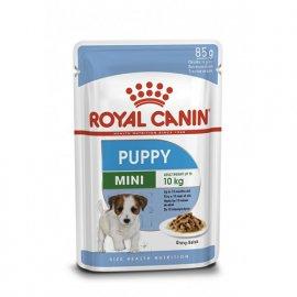 Royal Canin MINI PUPPY влажный корм для щенков мелких пород от 2 до 10 месяцев