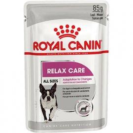 Royal Canin RELAX CARE влажный корм для собак с успокаивающим действием (паштет)