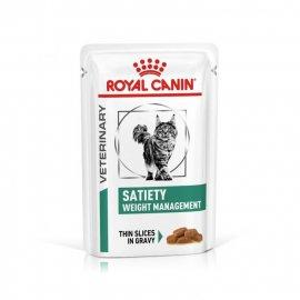 Royal Canin SATIETY WEIGHT MANAGEMENT (КОНТРОЛЬ ВЕСА) лечебные консервы для кошек