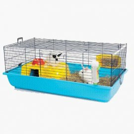 Savic Клетка для кроликов NERO DE LUXE