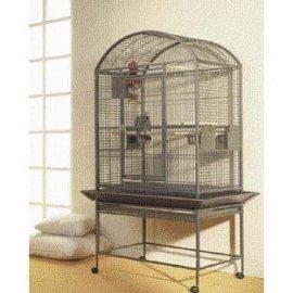 Savic Вольер для попугаев CANBERRA BOW, темно-серый, 80Х57,5Х167 см