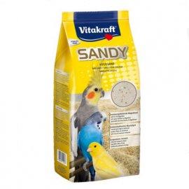 Vitakraft (Витакрафт) SANDY PLUS (САНДИ ПЛЮС) песок для всех видов птиц, 2,5 кг