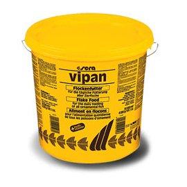 SERA vipan large flakes Сера Випан крупные хлопья - корм для всех видов аквариумных рыб