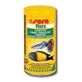 SERA flora Сера Флора корм для рыб из растительного сырья
