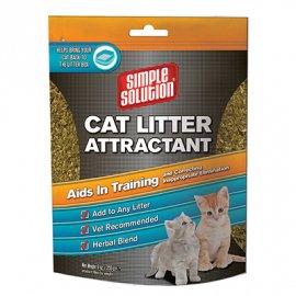 Simple Solution Cat litter attractant - средство для приучения котов к туалету, 255 г