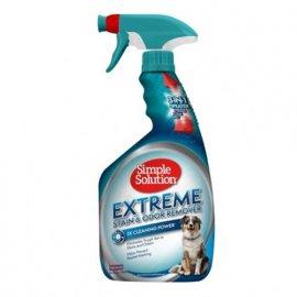 Simple Solution EXTREME STAIN+ODOR REMOVER - сверхмощное средство для нейтрализации запахов и удаления пятен, 945 мл