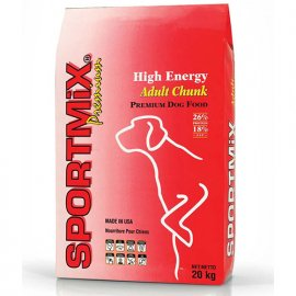 Sportmix (Спортмикс) HIGH ENERGY CHUNK (ЭНЕРГИЯ КУРИЦА) корм для собак