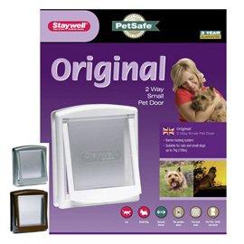 Staywell (Стейвел) ОРИГИНАЛ Дверцы для котов и собак маленьких пород (до 7 кг)