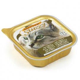 Stuzzy (Штуззи) MISTER TROUT CAT (МИСТЕР ФОРЕЛЬ ПАШТЕТ) консервы для кошек, 100 г