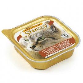 Stuzzy (Штуззи) MISTER TURKEY CAT (МИСТЕР ИНДЕЙКА ПАШТЕТ) консервы для кошек, 100 г