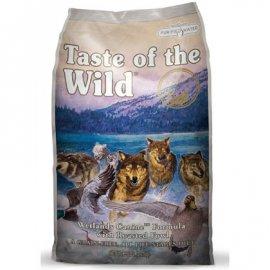 Taste of the Wild WETLANDS CANINE FORMULA - корм для собак с мясом жареной дичи
