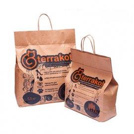 TerraKot натуральный наполнитель для лотков для животных