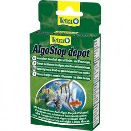 Tetra (Тетра) ALGOSTOP (АЛГОСТОП ПРОТИВ ВОДОРОСЛЕЙ) таблетки для аквариумов, 12 табл.