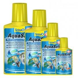 Tetra (Тетра) АQUASAFE (ДЛЯ ПОДГОТОВКИ ВОДОПРОВОДНОЙ ВОДЫ) кондиционер для аквариума