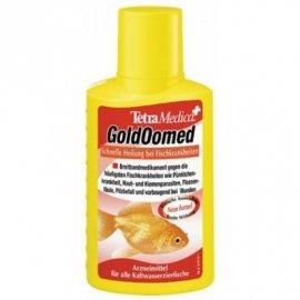 Tetra (Тетра) MEDICA GOLDOOMED (ПРОТИВ РАЗЛИЧНЫХ ЗАБОЛЕВАНИЙ) препарат для золотых рыб, 100 мл