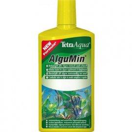 TetraАqua (ТетраАква) АLGUMIN (ПРОТИВ ВОДОРОСЛЕЙ) раствор для аквариумов