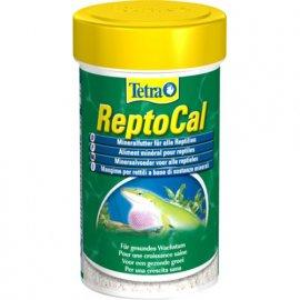 Tetra (Тетра) REPTOCAL (КОРМОВАЯ ДОБАВКА) порошок для рептилий, 60 г (100 мл)
