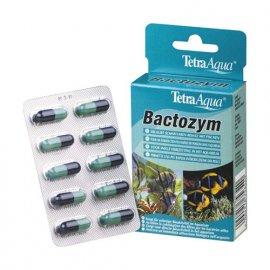 TetraАqua (ТетраАква) BACTOZYM (БИОАКТИВНОСТЬ В АКВАРИУМЕ) препарат для аквариумов, 10 шт