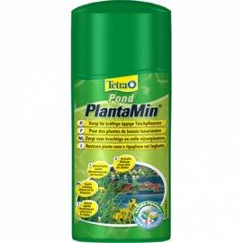 TetraPlant (ТетраПлант) PLANTAMIN (УДОБРЕНИЕ ДЛЯ ВОДНЫХ РАСТЕНИЙ) раствор для аквариумов