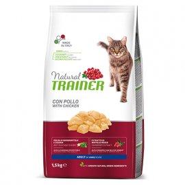 Trainer Natural ADULT With Fresh Chicken - корм для кошек с курицей