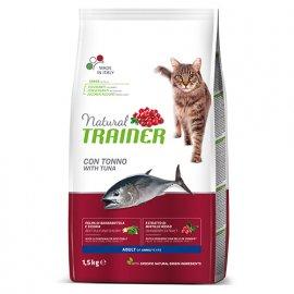 Trainer Natural ADULT With Tuna - корм для кошек с тунцом