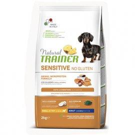 Trainer Natural Sensitive Adult Mini With Salmon - корм для собак мелких пород с Лососем