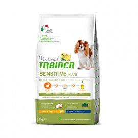 Trainer Natural Sensitive Plus Adult Mini Rabbit - корм для собак мелких пород КРОЛИК