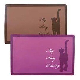 Trixie My Kitty Darling - Коврик под миски для кошек (24473)