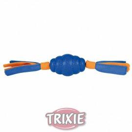 Trixie МЯЧ РЕГБИ НА НЕЙЛОНЕ игрушка для собак (33451) (СКИДКА 15% - РАСПРОДАЖА)